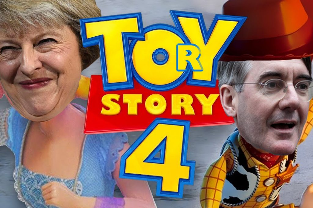 Pixar releases trailer for Tory Story 4