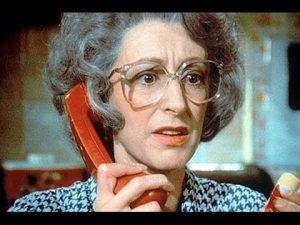 Funny Advert - British Telecom, Ology, Maureen Lipman, 1988