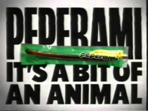 Funny Advert - Peperami it's a bit of an animal
