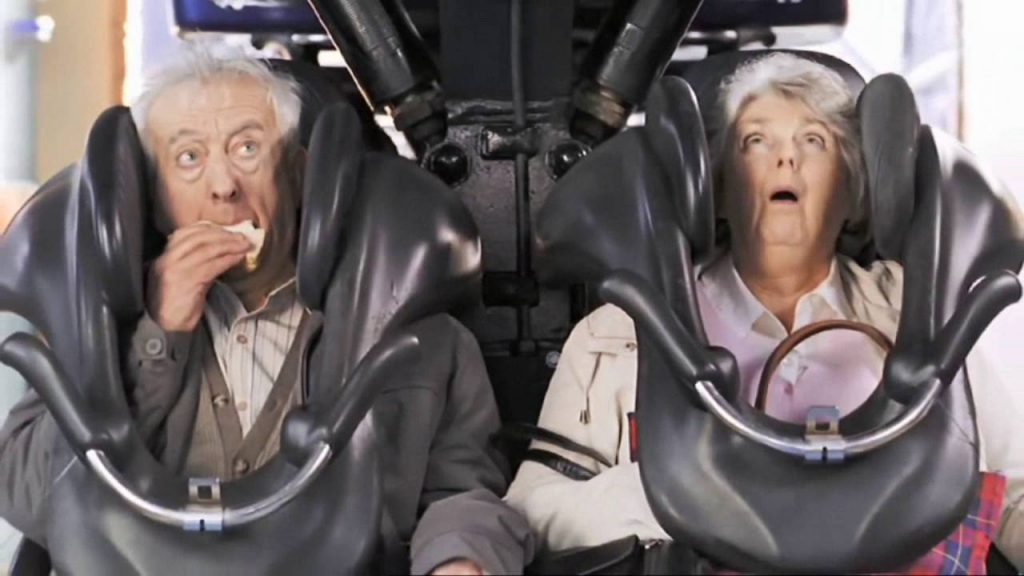Funny Advert - Specsavers Rollercoaster Should've gone to specsavers 2009