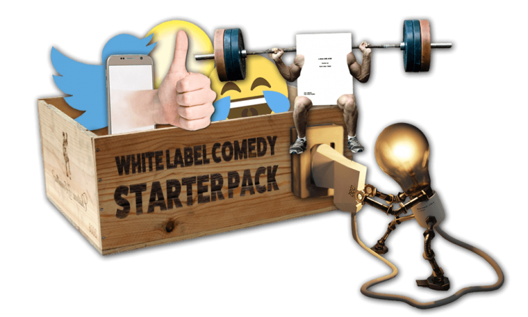 Starter Packs - the easiest way to get to know our hive-mind of Comedy Writers and Advertising Creatives