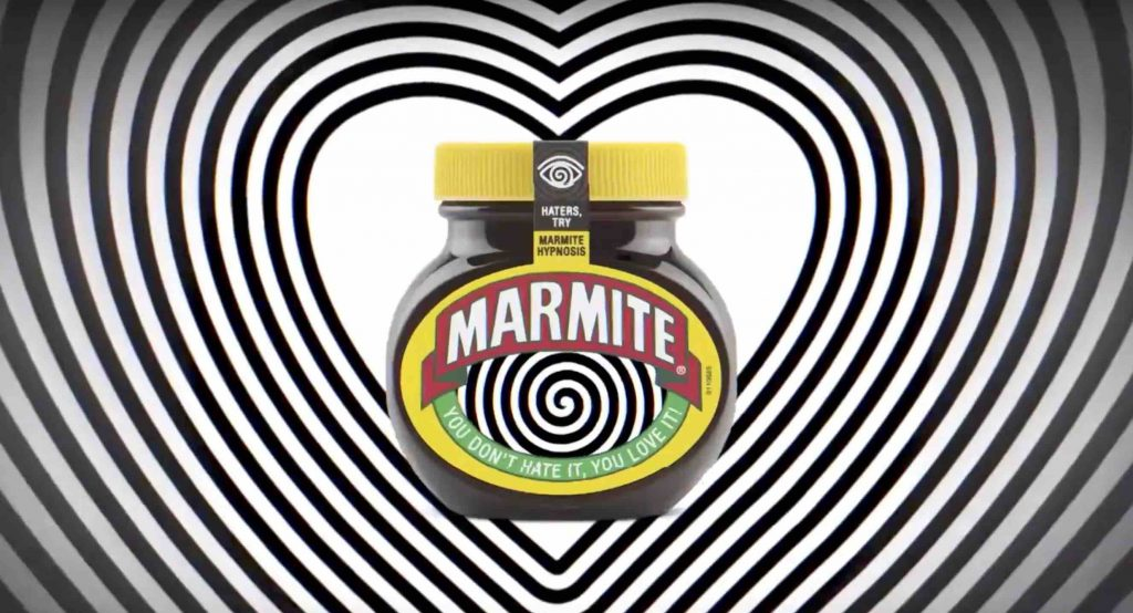 Marmite Mind Control Advert