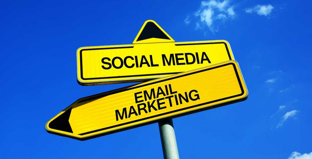 Social Media Marketing vs Email Marketing